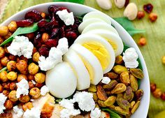 The Best Power Salads for All-Day Energy