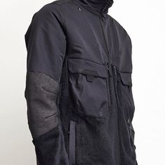 Layer 3 detail #7L #7layers #7lsystem #7layersystem #7continents #techwear