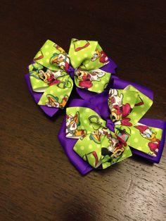 Hand made bows... Order at mgcreations12@gmail.com