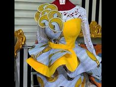 e -Fashion World is a channel created to promote Africa fashion and culture. Our aim is to see Africa fashion and designs take an enviable and impressionable. African Maxi Dresses, African Fashion Ankara, Latest African Fashion Dresses, African Dresses For Women, African Print Fashion, Africa Fashion, African Attire, Ghanaian Fashion, African Women