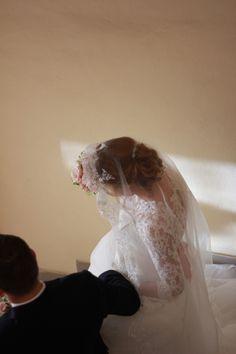 Wedding of Nadi and Emi; Lace Wedding, Wedding Dresses, Journal, Fashion, Bride Dresses, Moda, Bridal Gowns, Fashion Styles