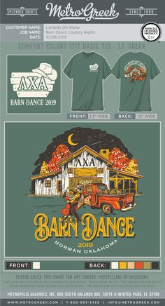 A great collection of Formal T-shirts for your Greek organization. Browse the collection for the perfect T-shirt for your Fraternity or Sorority. Fraternity Formal, Fraternity Shirts, Sorority And Fraternity, Lambda Chi Alpha, Theta, Sorority Shirt Designs, Sorority Shirts, Sorority Formal, Barn Dance