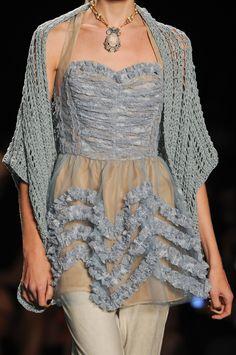 Anna Sui at New York Fashion Week Spring 2013