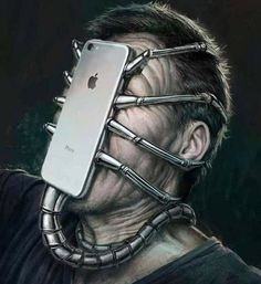 """The down fall of society, social media and the Cell Phone """"Mind Prison"""""""