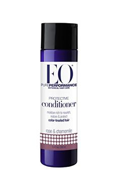 EO Pure Performance Botanical Conditioner Protective for Color Treated Hair Rose  Chamomile 84 Ounce Pack of 3 -- Want additional info? Click on the image.