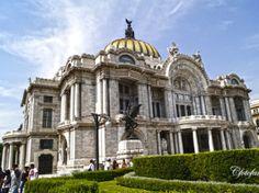 Palace of Fine Arts, Mexico City, last part…..Palacio de Bellas Artes,Ciudad de México, últimaparte
