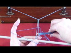 Medieval Hairstyles, Needle Lace, Filets, Lace Making, How To Make, Knots, Craft, Table Toppers, Fascinators