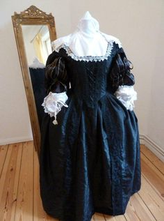 "A ""van Dyck"" like costume of ca. 1640"