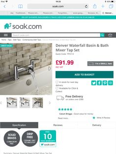 Contemporary Baths, Bath Taps, Basin Mixer Taps, Traditional, Shower, Bathroom, Rain Shower Heads, Washroom, Bathroom Basin Mixer Taps