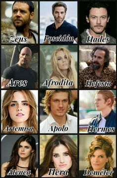 Tell me if u agree with the characters or not