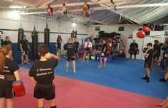 Nice atmosphere in kickboxing the other night #basildon #sport #kickboxing