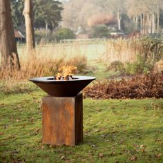 OFYR Outdoor Fire Sculpture |