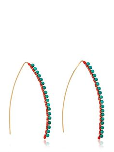 AURELIE BIDERMANN NAVAJO EARRINGS
