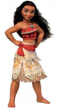 Moana Waialiki is the protagonist of Disney's upcoming 2016 animated feature film of the same name. Moana is the daughter of Chief Tui, living on the oceanic island of Motunui as the appointed heir to the chiefdom. Since childhood, Moana has been deeply captivated by the rich legends and lore that have spread across the South Pacific islands over the centuries, most of which revolve around legendary gods and goddesses, such as the demigod Maui. Compelling Moana further into these legends ...