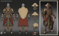 ArtStation - Beyond Skyrim: Dunmer Low Tier Chitin Armor Pack 2., Nicolò Rivello Elder Scrolls Morrowind, Number Two, Skyrim, Packing, Artwork, Bag Packaging, Work Of Art, Auguste Rodin Artwork, Artworks