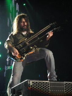 49292c68a2f Bumblefoot Birmingham October 2010  rock  GnR Guns N Roses