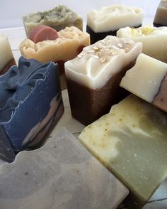 Handmade All Natural Cold Process Soaps