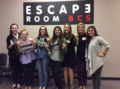 This group from Deloitte U.S. escaped Classified in 53 minutes! Thank you for letting us host your group!