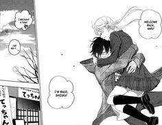 Read Tonari no Kaibutsu kun Graduation Ceremony?(Fixed) online. Tonari no Kaibutsu kun Graduation Ceremony?(Fixed) English. You could read the latest and hottest Tonari no Kaibutsu kun Graduation Ceremony?(Fixed) in MangaHere. Shizuku And Haru, Shizuku Mizutani, Anime Couple Kiss, Anime Couples, My Little Monster, Little Monsters, Hoshi, Manga Love, Manga To Read