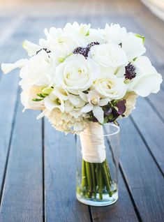 Wedding Bouquet - Blueflash Photography