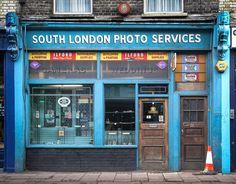 South London Photo Services - Shopfront Elegy.