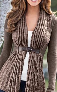 Buckle Closure Cardigan from VENUS women's swimwear and sexy clothing. Order Buckle Closure Cardigan for women from the online catalog or Fall Outfits, Casual Outfits, Cute Outfits, Fashion Outfits, Womens Fashion, Fashion Trends, Fashion Ideas, Mode Hijab, Sweater Weather