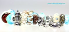 Getting in the mood for summer with starfish, lighthouses and warm light breezes!  Imagine it with Trollbeads.  www.TrollbeadsGallery.com
