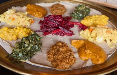 Behold, eager eaters, the culinary magic that is Ethiopian cooking.