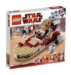 NEW LEGO STAR WARS OLD OBI-WAN KENOBI FIGURE LIGHTSABER 8092-2010
