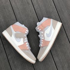 Air Jordan 1 Mid Milan CV3044-100 Jordan 1 Mid, Jordan Retro, Sneakers Fashion, Fashion Shoes, Newest Jordans, Air Jordan Shoes, Shoe Collection, Milan, Nike Shoes