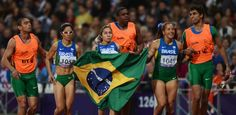 Brasil fecha pódio nos 100 m T11, com ouro e recorde mundial de Terezinha Guilhermina | O Brasil teve desempenho brilhante na prova dos 100 m T11 nesta quarta-feira em Londres. Com atletas em todos os lugares do pódio, o país ainda viu Terezinha Guilhermina bater o recorde mundial da prova. http://mmanchete.blogspot.com.br/2012/09/brasil-fecha-podio-nos-100-m-t11-com.html