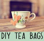 Home made tea bags