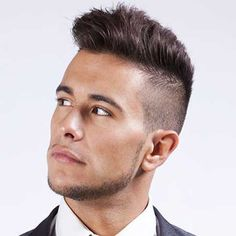 Trendy hairstyles for men 2013