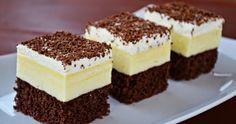 Nagyon egyszerű és gyors krémes-habos sütemény. :) Hozzávalók: Tészta: 7 tojássárgája 200 g cukor 15 ek. víz 2 ek olaj 200 g ...