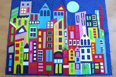 Downtown Quilt   by mamacjt