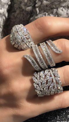 Gems Jewelry, Cute Jewelry, Body Jewelry, Diamond Jewelry, Jewelry Accessories, Jewelry Design, Unique Jewelry, Mode Outfits, Luxury Jewelry