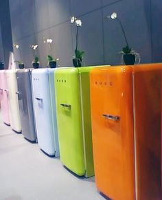 One day I HAVE to have a Smeg.