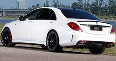 GSC Mercedes S class