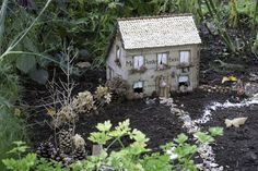 Florence Griswold Museum: Enchanting Museum Education: The Wee Faerie Village at the Florence Griswold Museum
