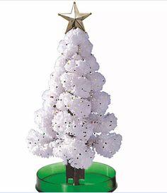 Sihir Tumbuh Kertas Interaktif Pohon Natal Ajaib Tumbuh Pohon Regalos Magicos Arbre Magique Arbol Magico Mainan Anak-anak Bayi Mainan