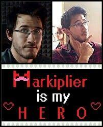 He is my hero! ♡
