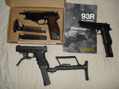 Glock 18 & Beretta 93R for sale Save those thumbs & bucks w/ free shipping on this magloader I purchased mine http://www.amazon.com/shops/raeind   No more leaving the last round out because it is too hard to get in. And you will load them faster and easier, to maximize your shooting enjoyment.