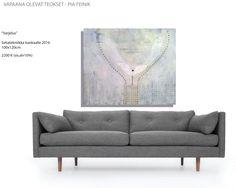 """Pia Feinik - """"Varjelus"""" #habitare #habitare16 #habitareidea #piafeinik #artist"""