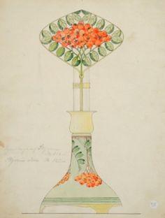 Drawing by Gustav Gaudernack, 1900-1914. Digitalt Museum, Public Domain