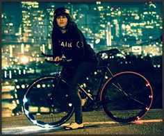 #Revolights Wheels - TheAwesomer.com