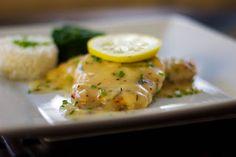 Chicken in a Lemon Butter SauceCarrie's Experimental Kitchen |