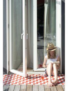 kunststoff l ufer anna von brita sweden waschbar roubust pflegeleicht skandinavische. Black Bedroom Furniture Sets. Home Design Ideas