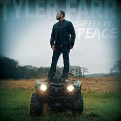 "Tyler Farr scheduled to release ""Suffer In Peace"" on  April 28, 2015"