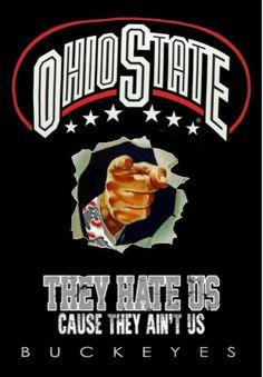 ❤ Ohio State Football Jerseys, Ohio Stadium, Buckeyes Football, Buckeye Sports, College Football, Football Memes, Alabama Football, American Football, Ohio State Vs Michigan