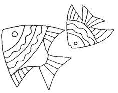 Disegno 41 Pesci